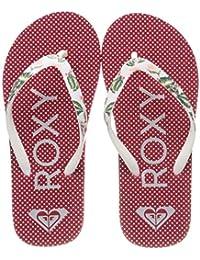 Roxy RG Pebbles Vi, Zapatos de Playa y Piscina para Niñas