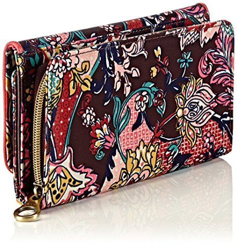 Oilily Wallet, Portamonete Donna Rosso ( Rot (Burgundy 822))