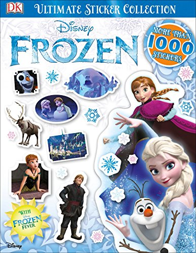 Ultimate Sticker Collection: Disney Frozen: With Disney Frozen Fever (Ultimate Sticker Collections) por Lauren Nesworthy