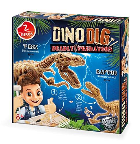 Buki France 2139 - Dino Dig
