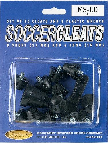 Markwort Fußball/Soccer Keil Poly und Schlüssel (Keil-schlüssel)