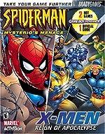 X-Men - Reign of Apocalypse / Spider-Man: Mysterio's Menace Official Strategy Guide de Phillip Marcus