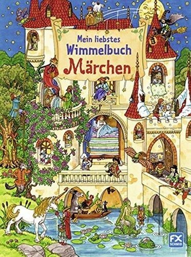 Preisvergleich Produktbild Mein liebstes Wimmelbuch Märchen