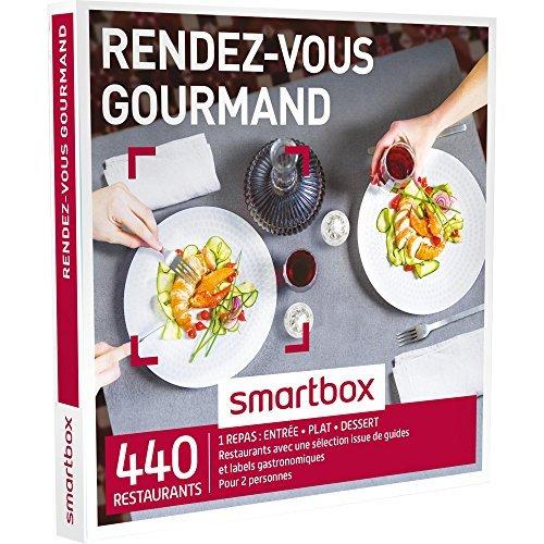 SMARTBOX - Coffret Cadeau - RENDEZ-VOUS GOURMAND - 440 restaurants avec une...