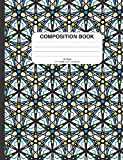 Best Creative Composition Notebooks - Composition Notebook with Abstract Art Pattern: Dot Grid Review