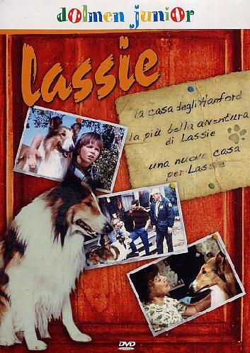 Lassie [3 DVDs] [IT Import]