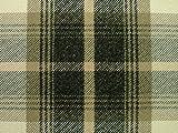 1 Meter Balmoral Kohlen grau Wolle Wirkung waschbar Stärke