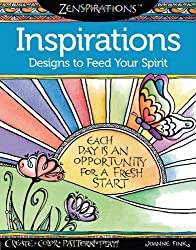 Zenspirations Coloring Book Inspirations Designs to Feed Your Spirit: Create, Color, Pattern, Play! by Joanne Fink (2013-10-23)