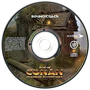 Age of Conan - Hyborian Adventures Soundtrack CD [stand-alone CD edition]