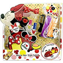 Minnie Mouse - Hair Style Salon, pack de maquillaje (Markwins 9605510)