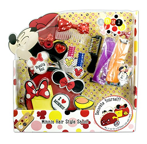 Minnie Mouse - Hair Style Salon