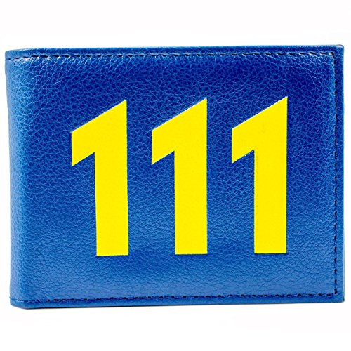 Bethesda Fallout 4 Vault 111 Blu portafoglio
