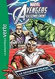 Avengers 07 - Le secret du faucon (Bibliothèque Verte)