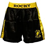 Rocky Black Italian Stallion Boxer Shorts