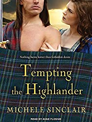 Tempting the Highlander (McTiernay Brothers) by Michele Sinclair (2013-09-24)