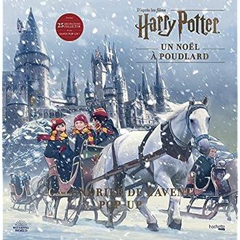 Calendrier de l'avent Pop-up Harry Potter: Un Noël à Poudlard
