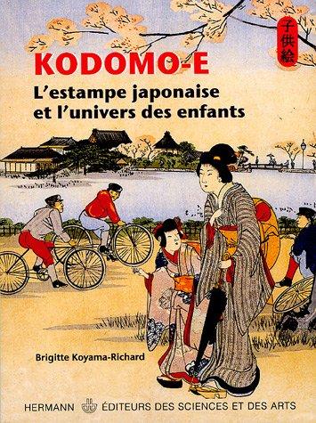 Kodomo-e : L'estampe japonaise et l'univers des enfants