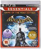 Cheapest Batman Arkham Asylum  Game of the Year (Platinum) (PS3) on PlayStation 3