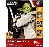 Spinmaster Boys Star Wars Legendary Yoda Trainer Standard