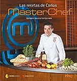 Las recetas de Carlos. MasterChef: Ganador tercera temporada (GASTRONOMÍA)