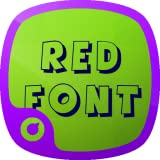 Red Font FREE