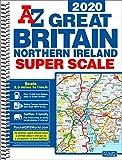 GB Super Scale Road Atlas 2020 A3 SPIRAL