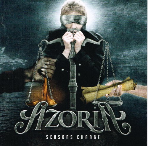 Azoria: Seasons Change (Audio CD)