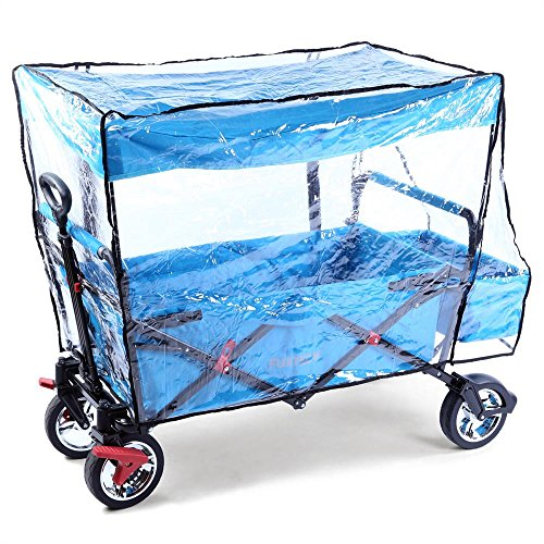 Regenschutzhülle für FUXTEC Bollerwagen CT-500