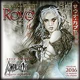 The Fantasy Art of Royo 2016 Calendar
