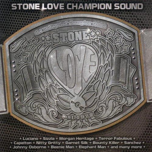 Stone Love - Champion Sound, V...
