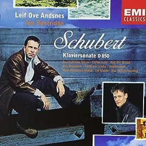 Schubert: Lieder / Piano Sonatas