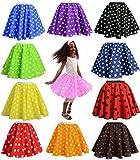 Search : Children's Polka Dot Skirt Rock n Roll 50's/ 60's Style