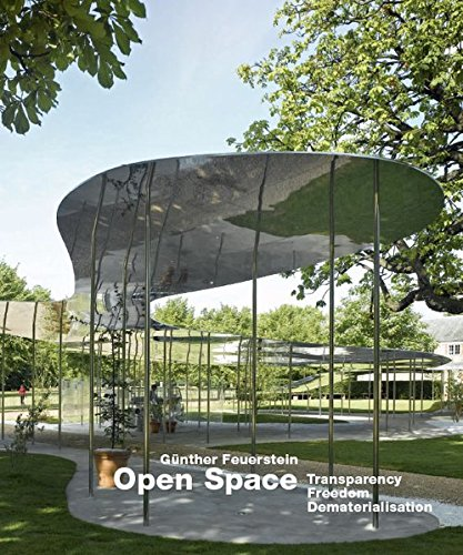 Open Space: Transparency  Freedom - Dematerialisation