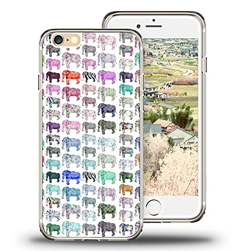 iPhone 6S Plus Fall, iPhone 6 Plus Case Top, die viwell (TM) Lovely Apple 6/6S Plus (14 cm) Fall - Star Traumfänger, KAA (10)