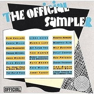 Slim Gaillard, Chuck Willis, Dinah Washington, Freddie Mitchell, Amos Milburn..