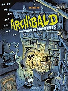 Archibald Edition simple Tome 1