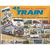 45auténtica sellos surtido–trenes