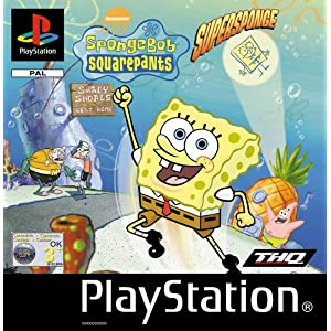 SpongeBob Suqarepants – Supersponge
