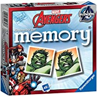 Ravensburger Marvel Avengers Assemble Mini Memory Game