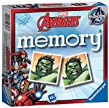 Ravensburger 22313 Marvel Avengers Assemble Mini Memory