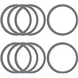 SNAGAROG 8 stks Vervanging Onderdelen, Rubber Pakking Seal Ring O Vormige Hersluitbare Deksel & Gear & Shock Pads 900 W Serie