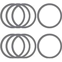 SNAGAROG 8 PCS Joint Blender Rechange Anneau d'Étanchéité en Caoutchouc Couvercle Refermable en Forme de O Tampons de…