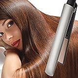 Jingfude Professionelle Haarglätter, professionelles Styling Eisen, beste Dual Voltage Haar Eisen für Haar 1 Zoll Haarglätter mit 450 Grad Auto abgeschaltet Temperaturregelung