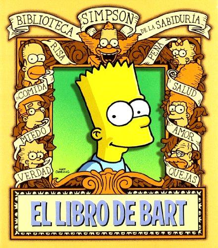 EL LIBRO DE BART (SIMPSON ALBUMES) por Matt Groening