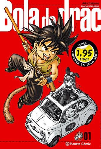 MM Bola de Drac  nº 01 1,95 (Manga Manía) por Akira Toriyama