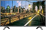 Hisense H49N5705 49' 4K Ultra HD Smart TV Wi-Fi Nero, Grigio