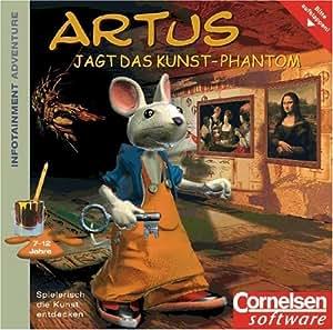 Artus jagt das Kunst-Phantom
