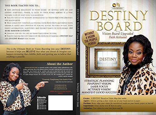 DESTINY BOARD: VISION Board (English Edition)