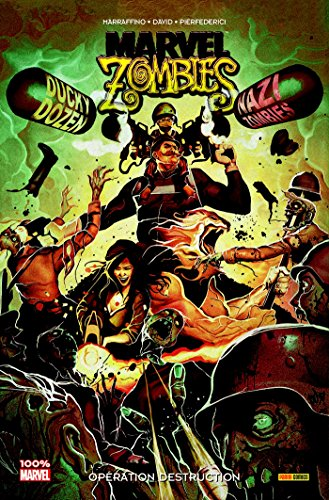 MARVEL ZOMBIES : OPERATION DESTRUCTION