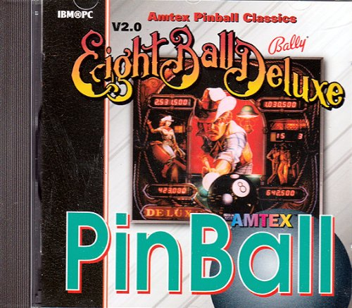Eight Ball Deluxe (V 2.0) Amtex Pinball Classics